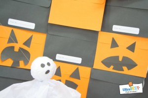 Mesa Decorada Halloween by Ultrafest