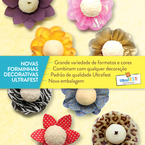 Forminhas Decorate